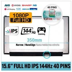 "PANTALLA 15.6"" FULL HD 144Hz ASUS TUF FA506QR FA506QR-AZ FA506QR-HN SERIES"