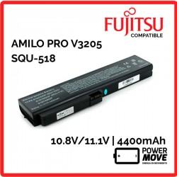 BATERIA FUJITSU COMPATIBLE | AMILO PRO V3205 | SQU-518