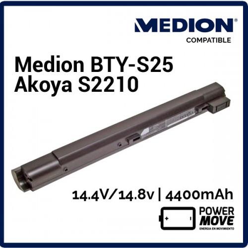 BATERIA MEDION COMPATIBLE | AKOYA S2210