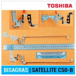 BISAGRAS TOSHIBA | SATELLITE C50-B
