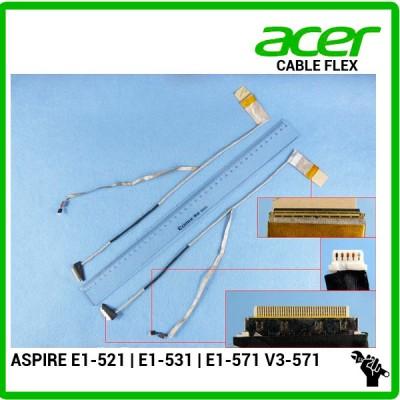 CABLE FLEX DE PANTALLA | PACKARD BELL EASYNOTE TE11BZ | TE11HC SERIES ( 01950 )