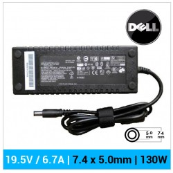CARGADOR DELL COMPATIBLE | 19.5V / 6.7A | 7.4 x 5.0mm | 130W