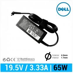 CARGADOR DELL ORIGINAL | 19.5V / 3.33A | 4.0 x 1.7mm | 65W