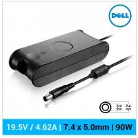 CARGADOR DELL COMPATIBLE | 19.5V / 4.62A | 7.4 x 5.0mm | 90W