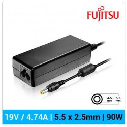 CARGADOR FUJITSU COMPATIBLE | 19V / 4.74A | 5.5 x 2.5mm  | 90W