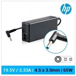 CARGADOR HP COMPATIBLE | 19.5V / 2.31A | 4.5 x 3.0mm | 45W