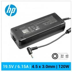 CARGADOR HP COMPATIBLE | 19.5V / 6.15A | 4.5 x 3.0mm | 120W