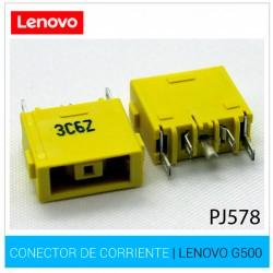 CONECTOR DE CORRIENTE | LENOVO G500 | G505
