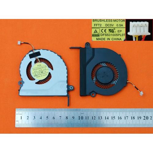 VENTILADOR CPU ACER ASPIRE E5-731 E5-771
