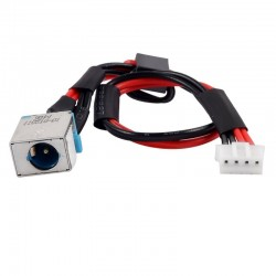 CONECTOR CORRIENTE CON CABLE | PACKARD BELL LE11BZ SERIES
