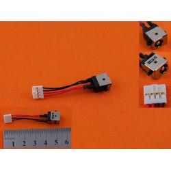 CONECTOR CORRIENTE CON CABLE | TOSHIBA PORTEGE Z830