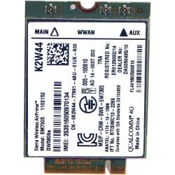 TARJETA MODEM WWAN 4G LTE SIERRA WIRELESS AIRPRIME EM7305 | K2W44