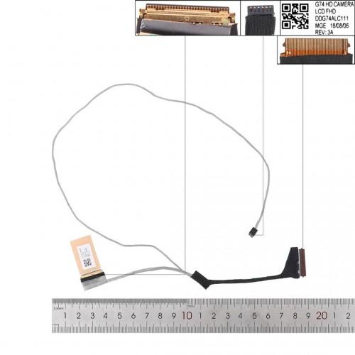 CABLE FLEX DE PANTALLA HP PAVILION 15-CC000 CC100 CC500 SERIES   DDG74ALC101 DDG74ALC111