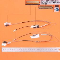 CABLE DE PANTALLA HP 17-X SERIES | 450.08C07.0011 856607-001