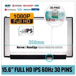 """PANTALLA 15.6"""" FULL HD HP 15S-EQ1000 SERIES"""