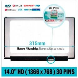 """PANTALLA 14.0"""" HD HP 14-DQ0000 14-DQ1000 SERIES"""