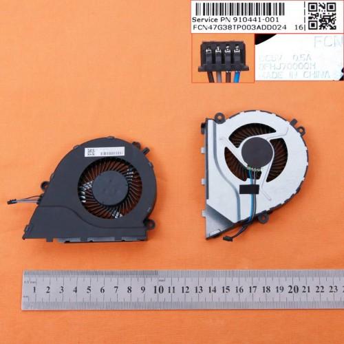 VENTILADOR CPU HP OMEN 17-W100 SERIES