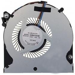 VENTILADOR CPU HP ZBOOK 15U G2 SERIES | EF50060S1-C360-S9A 796898-001 6043B0172101 KSB0705HB-A19