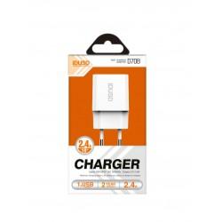 CARGADOR SMART CHARGER 5V 2.4A 12W