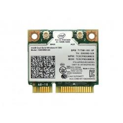 TARJETA WIRELESS-N FUJITSU LIFEBOOK U904 SERIES | INTEL 7260AN 802.11 ABGN WIFI + BT4.0