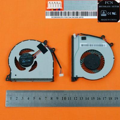 VENTILADOR CPU LENOVO IDEAPAD 310-15ISK 310-15ABR SERIES | DFS561405PL0T DC28000CZF0