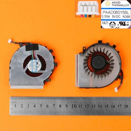 VENTILADOR CPU MSI GE72VR GP72VR 6RF