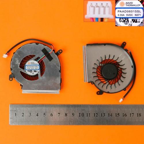 VENTILADOR GPU MSI GE62VR GP62MVR MS-16J9