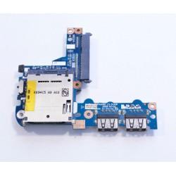 PLACA USB+HD+LECTOR | ACER ASPIRE ONE D250 | KAV60 | LS-5143P