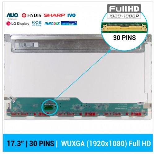 """PANTALLA 17.3"""" FULL HD LED"""