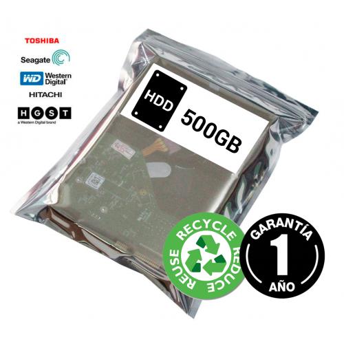 "DISCO DURO 500GB SATA 2.5"""
