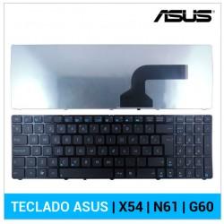 TECLADO ESPAÑOL ASUS K73E | K73SD SERIES