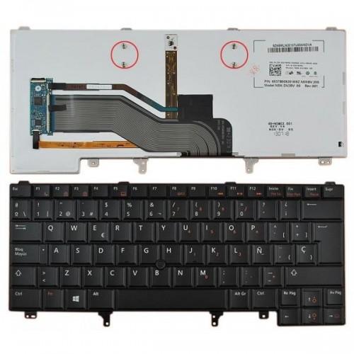 TECLADO DELL LATITUDE E5420 E5430 E6220