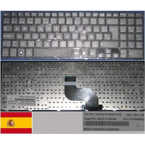 Teclado Español MEDION | AKOYA MD97718