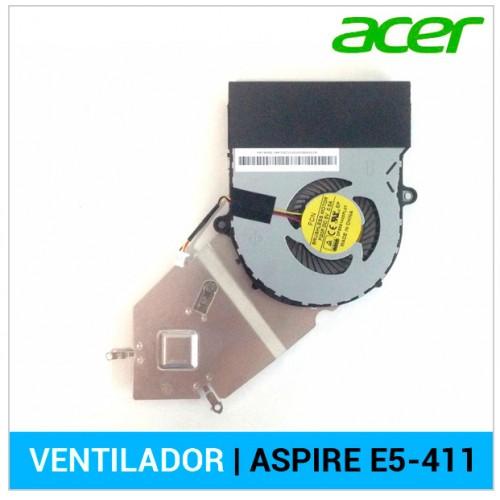 VENTILADOR CON DISIPADOR ACER | ASPIRE