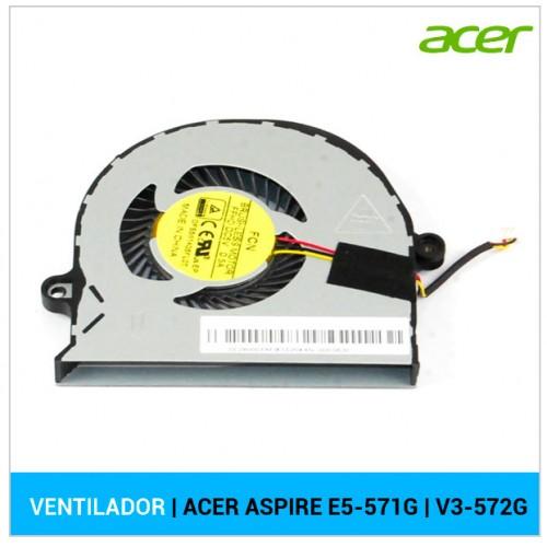 VENTILADOR CPU ACER | ASPIRE E5-571G