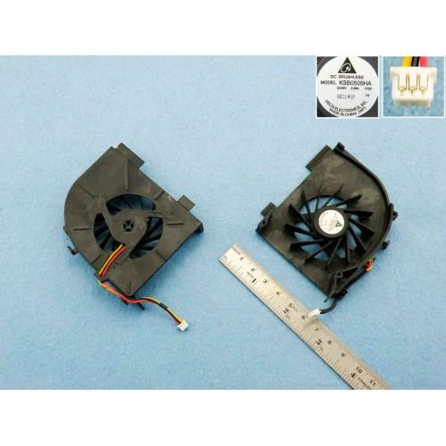 VENTILADOR CPU | HP PAVILION DV5-1000
