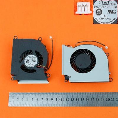 VENTILADOR CPU MSI GT60 GT70 GX60 GX70 SERIES | B9733L12B-028 0.36A 12V ( 07965 )